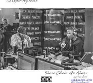 Cassper Nyovest - Same Chair As Kanye